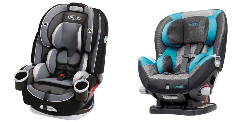 convert car seats